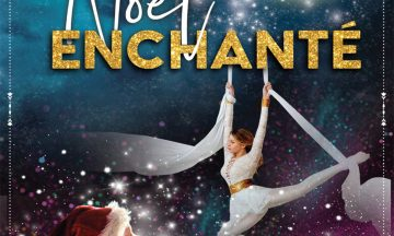 Le nouveau spectacle de Dream'Up Production « Le Noël enchanté »